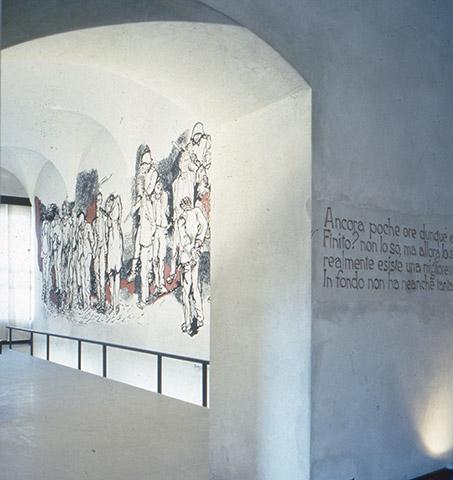 Museo Monumento al Deportato politico e razziale di Carpi (MO)