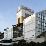 Bonola shopping center, Milan.