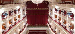 CMB Restauri Restoration Teatro Galli Theatre Rimini